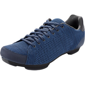 Giro Republic R Knit Shoes Herre midnight/blue heather